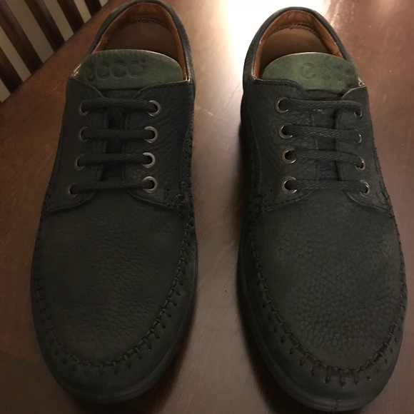 62349de49d8 Ecco Other - ECCO Brown Oxfords Lace Up Shoes